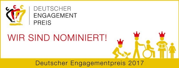 Sprechreiz Deutscher Engagementpreis